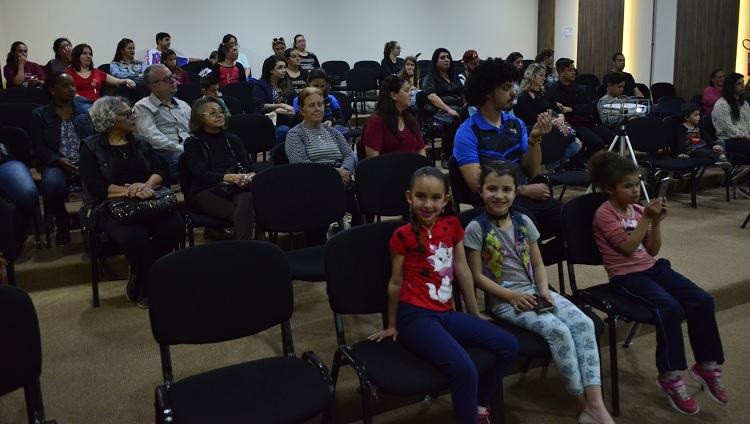 Na foto, os participantes do workshop