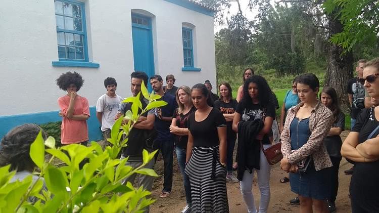 Calouros são recebidos com atividades da Acolhida CIdadã no Campus São Lourenço do Sul