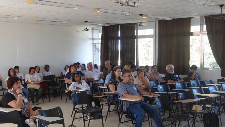 Participaram do evento representantes de diferentes bairros do município: Santa Rosa, Centro, Cidade Águeda (por meio do Conselho de Saúde local), Vila Maria, Castelo I e Maria dos Anjos.