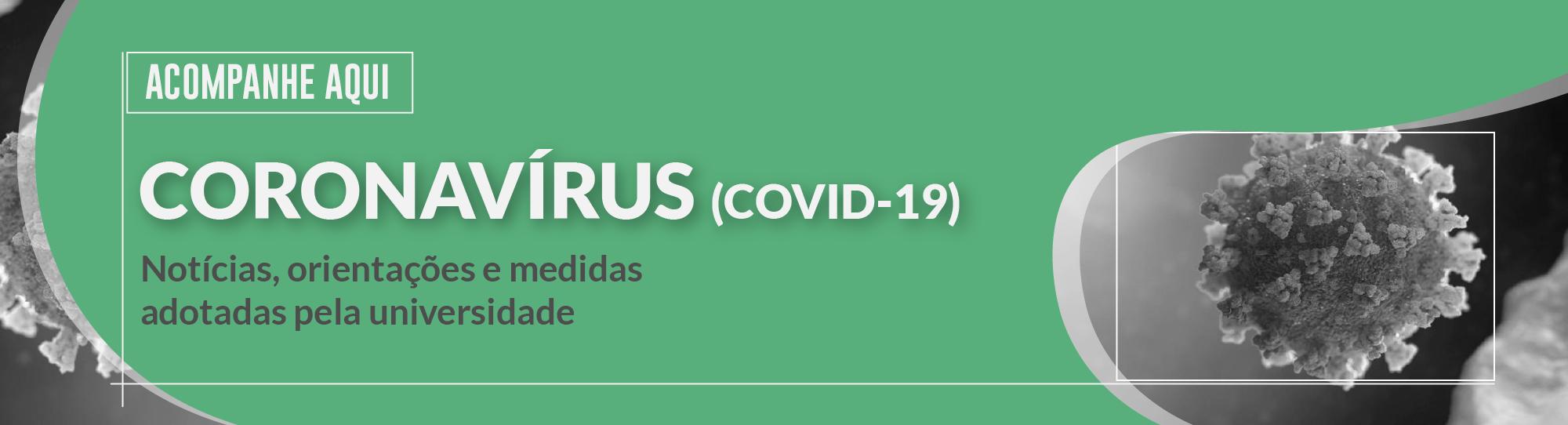 Ações sobre a Covid-19